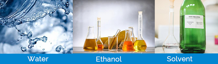 application of ethanol extraction machine