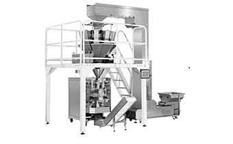 Vertical Type Sachet Packing Machine