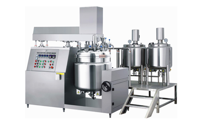 Ointment Manufacturing Equipment