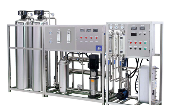 Industrial Reverse Osmosis System for Water Treatment SED-FST
