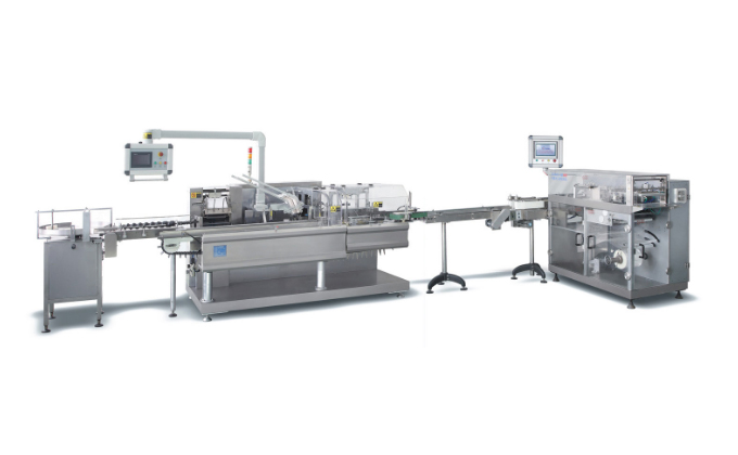 Automatic Horizontal Cartoning Machine for Packaging SED-WZH