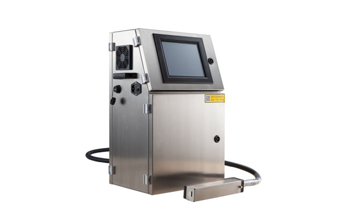 Industrial Inkjet Printing Machine for Batch Coding