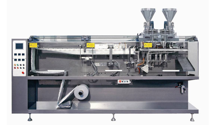 Fully Automatic Horizontal Pouch Packing Machine SED-WZD
