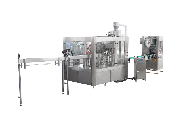 Automatic 3 in 1 Bottle Washing Filling And Capping Machine SED-WFC