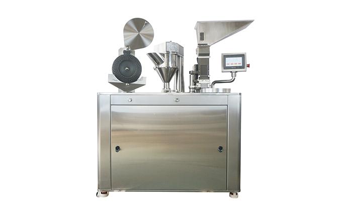 SED Semi Automatic Capsule Filling Machine