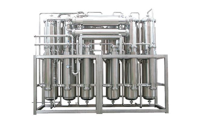 Industrial Multi-Effect Water Distiller Machine for Water Treatment