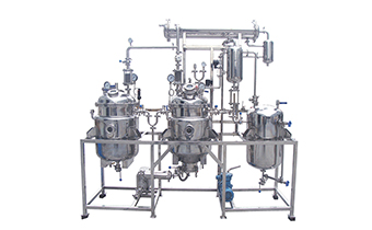 SED-TN Series Oil Extraction and Concentration Equipment line