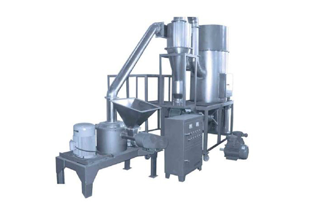 Industrial Super Fine Pulverizing Machine Grinding Mill Machine