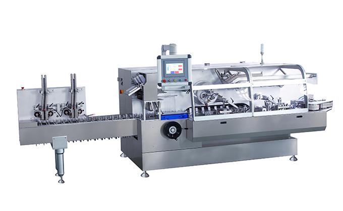 High Speed Horizontal Cartoning Machine Pharma SED-GZH