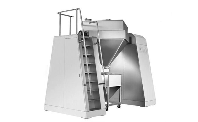 SED-FH Series Square Cone High Shear Dry Powder Mixing Machine