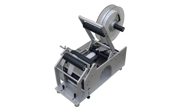 Semi- Automatic Round Bottle Labeling Machine SED-BT