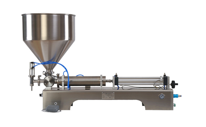SED-BYG Semi Automatic Liquid Filling Machine Table Top