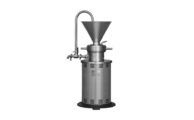 Vertical Colloid Mill Grinding Machine for Emulsion