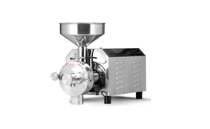 Industrial Herb Grinder Machine Automatic
