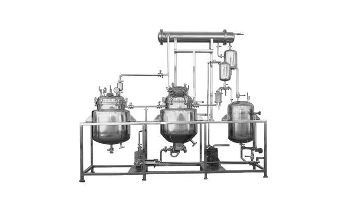 SED-TY Series Food Edible Oil Extraction Machine