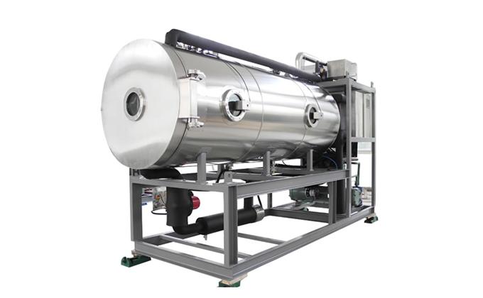 SED-DG Series Food Vacuum Freeze Drying Machine