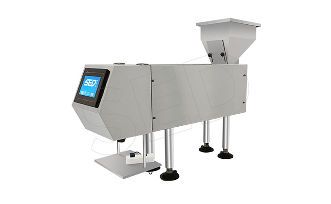 SED-6BS  Electronic Small Semi Automatic Tablet Counting Machine