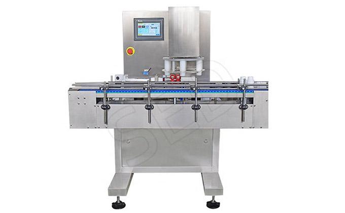 automatic cotton inserter machine
