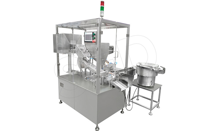 Automatic Effervescent Tablets Tube Filling Machine SED-PTS