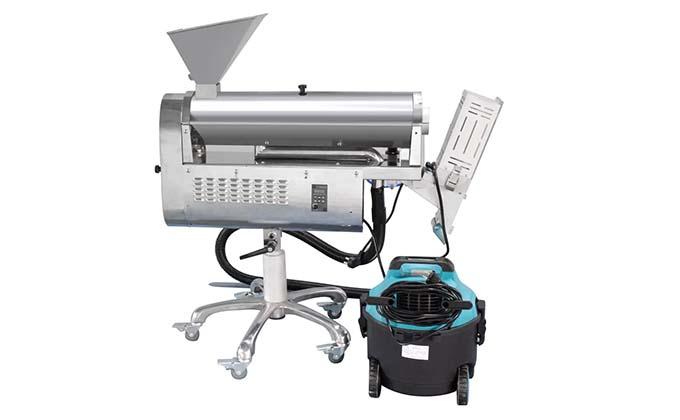 Automatic Capsule Polishing Machine SED