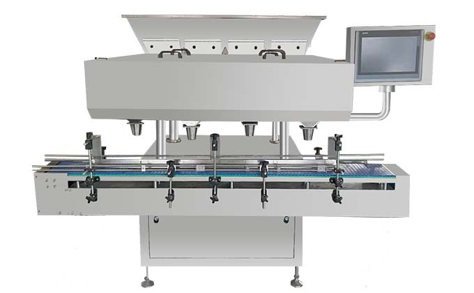 SED-48S Fully Automatic Capsule Tablet Counting and Filling Machine
